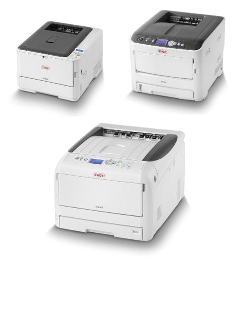 A4 Farbdrucker Arbeitsplatzgeräte