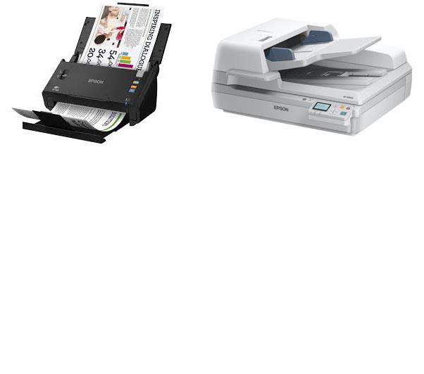 Dokumenten Scanner