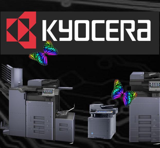 Kyocerai-Produkte Klein