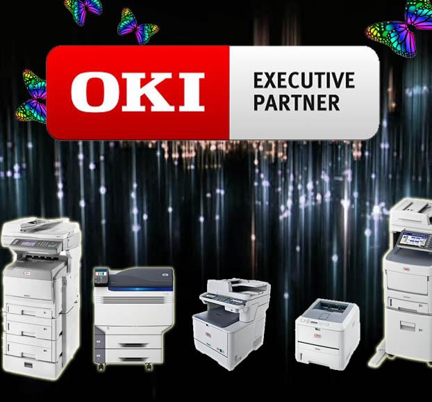 OKI Produkte Klein